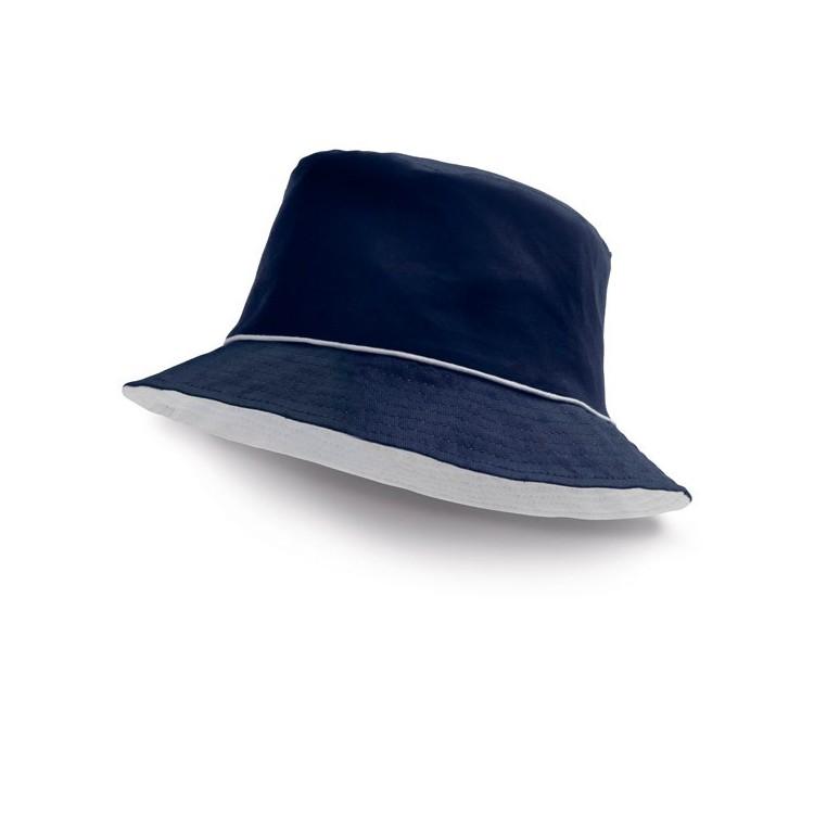 Bob polyester - Chapeau avec logo