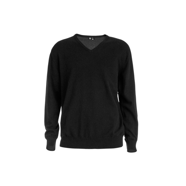 """Pull-over col """"V"""" pour homme"" personnalisé - Pull personnalisable"