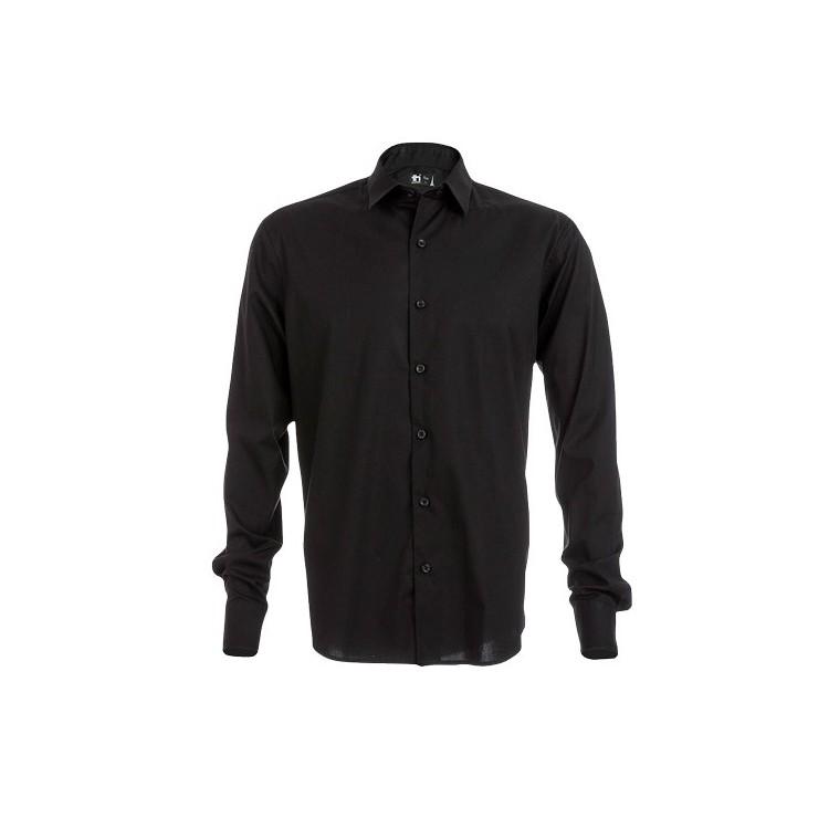 Chemise à manches longues pour homme - Chemise publicitaire