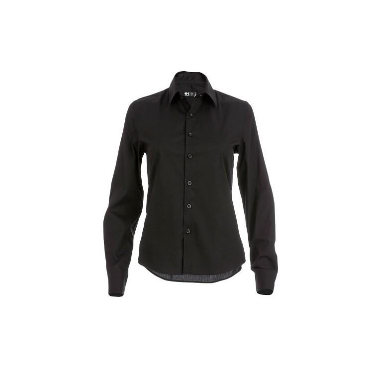Chemise à manches longues pour femme publicitaire - Chemise personnalisée