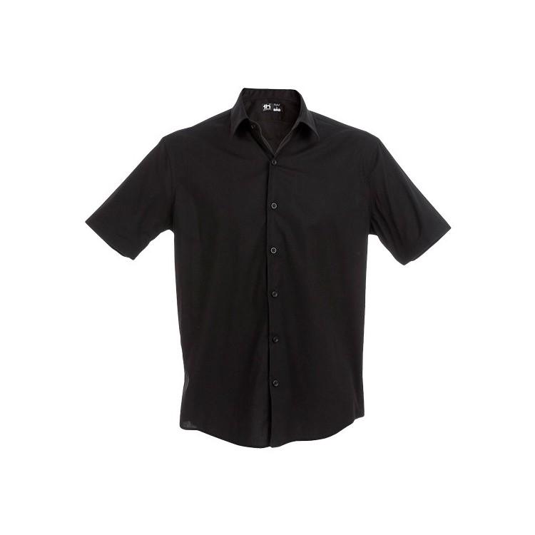 Chemise à manches courtes pour homme - Chemise publicitaire