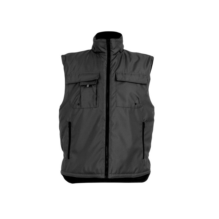 Gilet multi-poches sans manches - Bodywarmer personnalisable