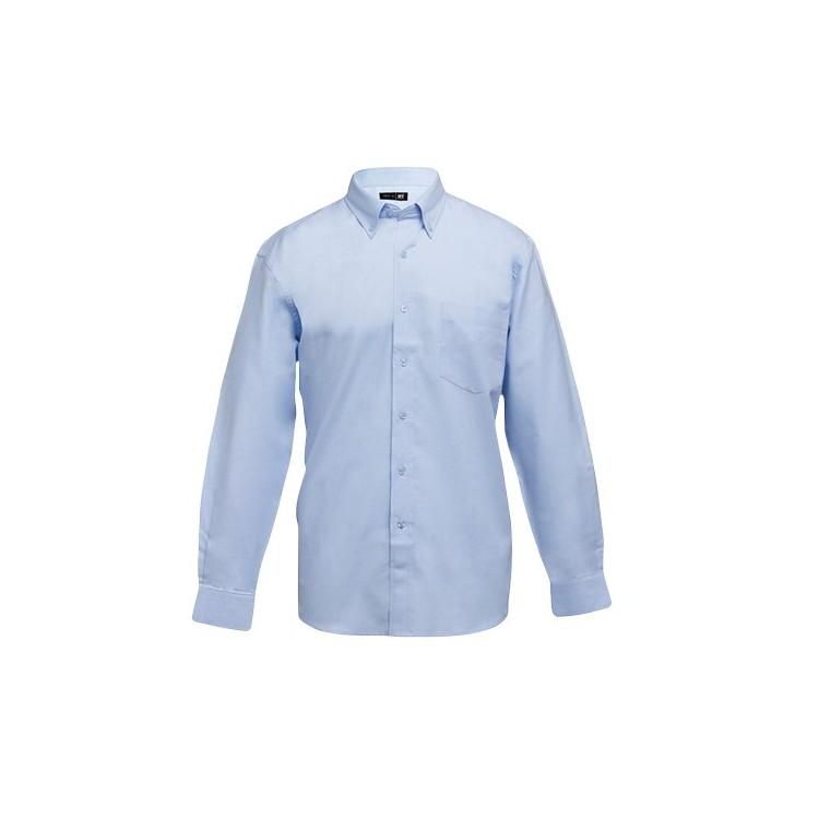 Chemise à manches longues pour homme personnalisée - Chemise personnalisable