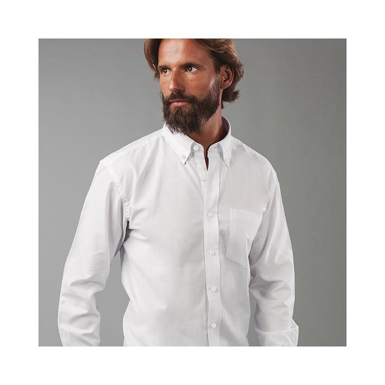 Chemise à manches longues pour homme - Chemise personnalisée