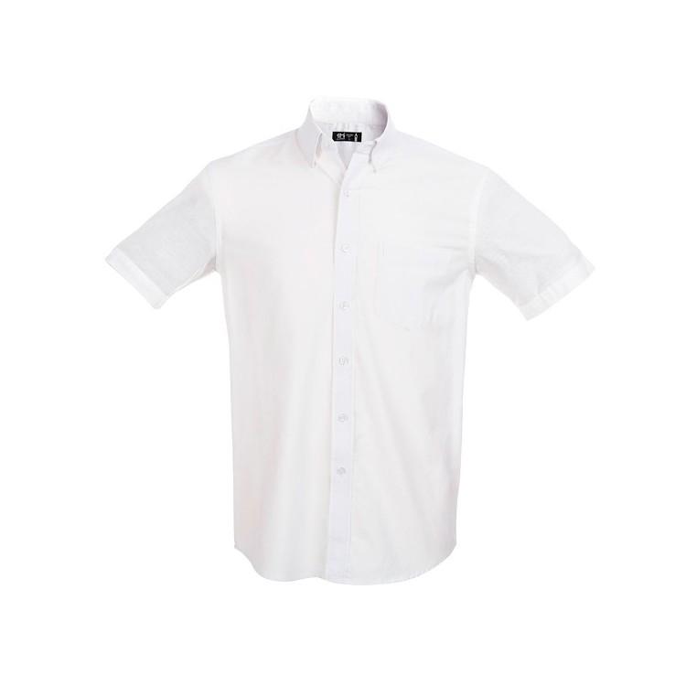 Chemise à manches courtes pour homme publicitaire - Chemise personnalisée