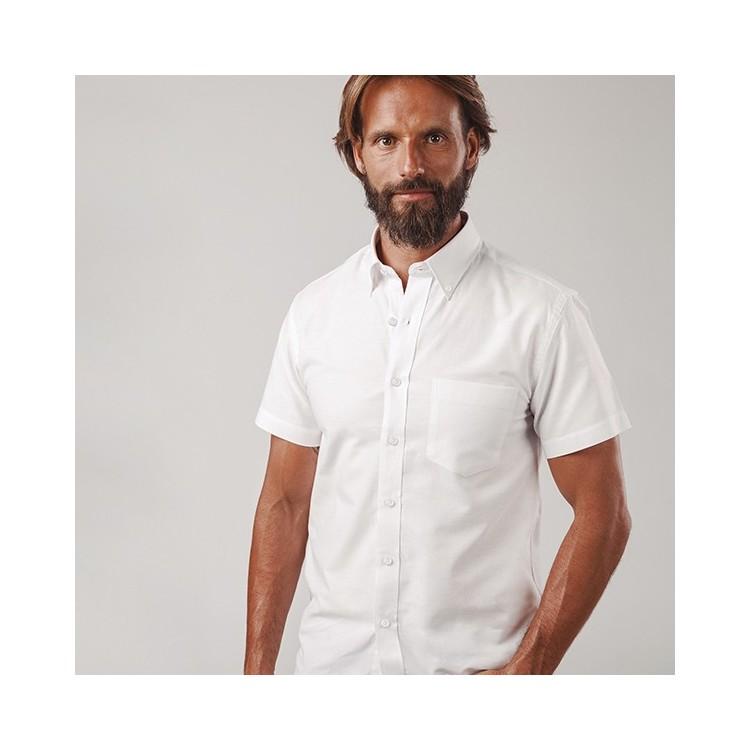 Chemise à manches courtes pour homme - Chemise personnalisée