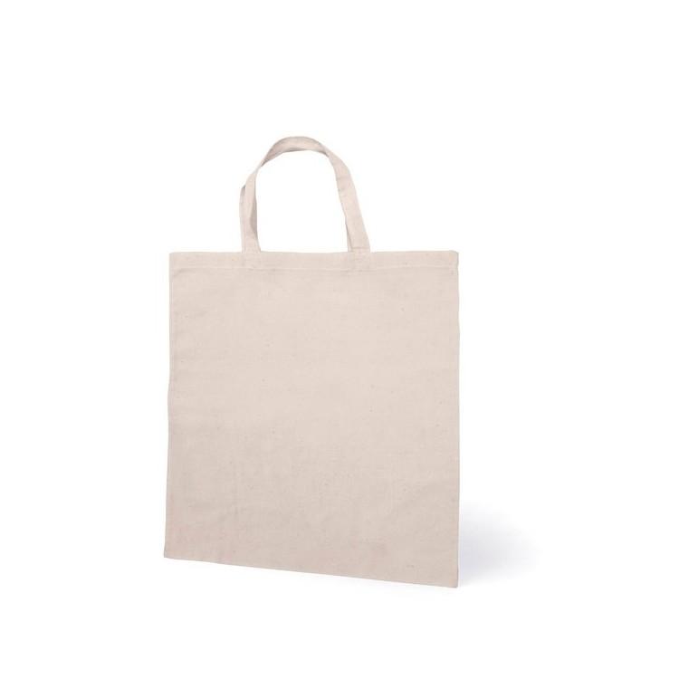 Sac coton à petites anses - Tote bag avec logo