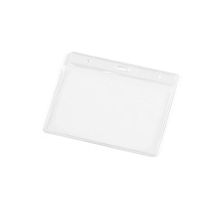 Etui transparent pour badge petit modèle - Badge & accessoire personnalisé