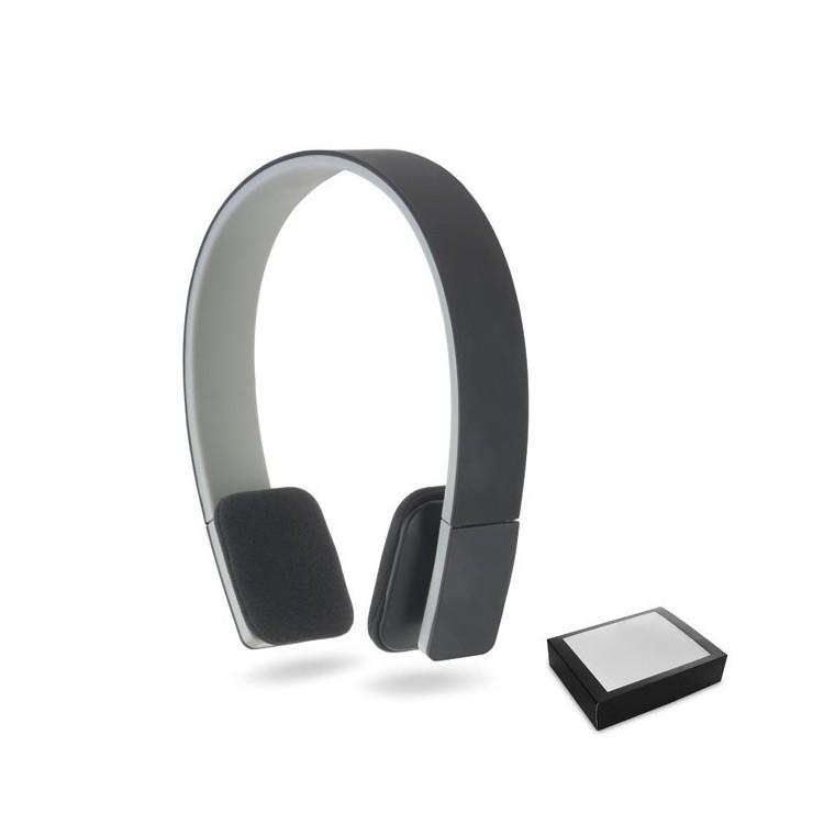 Casque Bluetooth - Casque audio avec logo