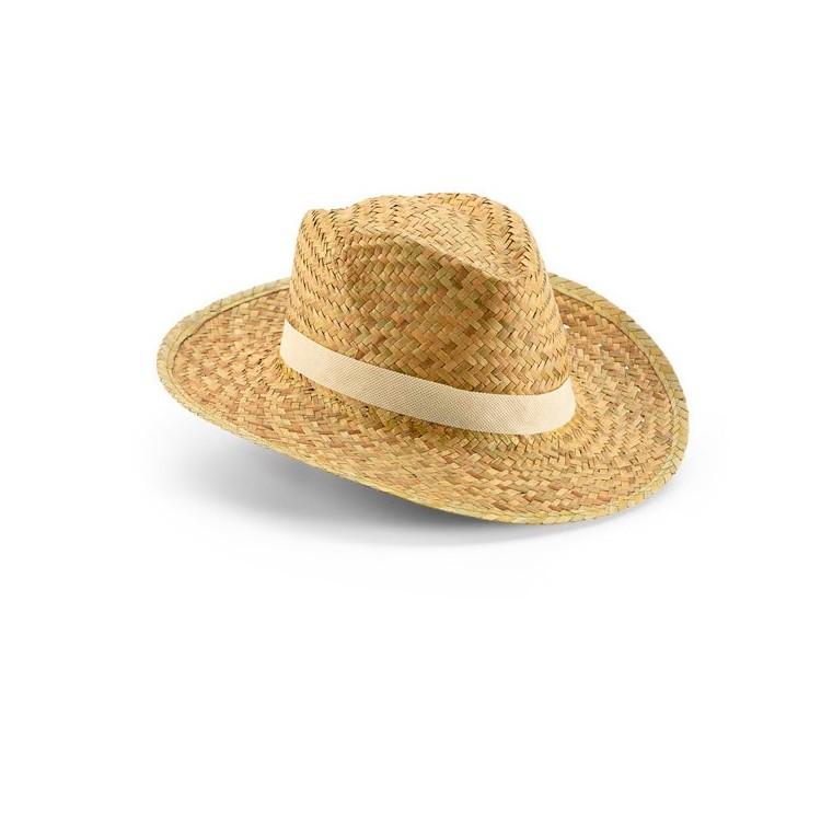Chapeau de paille - Chapeau publicitaire