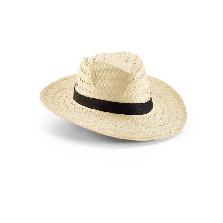 Chapeau de paille personnalisé - Chapeau personnalisable