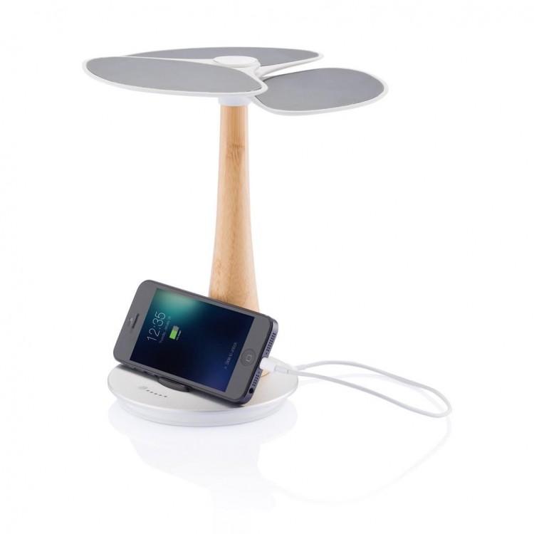 Chargeur solaire arbre 4.000mAh - Hi Tech publicitaire