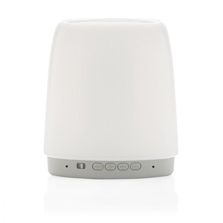 Enceinte avec LED BT 2.1 - Enceinte & haut-parleur publicitaire