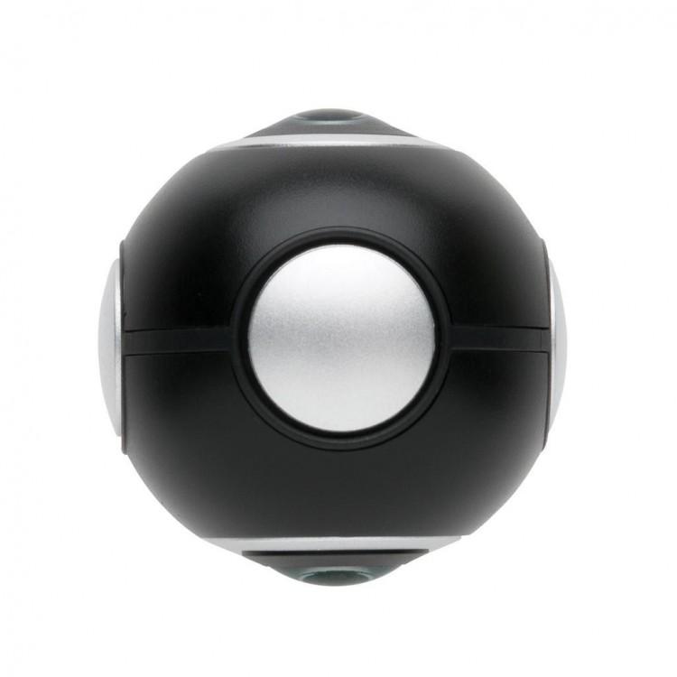 Caméra 360 à double lentille - Caméra avec logo