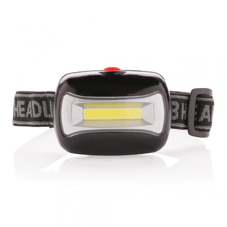 Lampe frontale publicitaire - Lampe & torche personnalisée