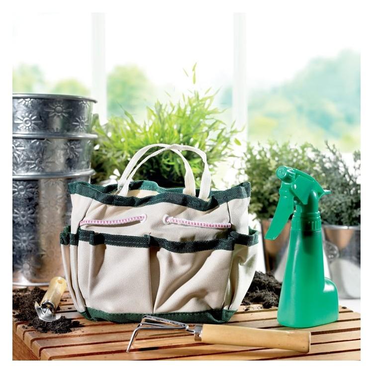 Kit de 7 outils de jardinage - Plein air publicitaire