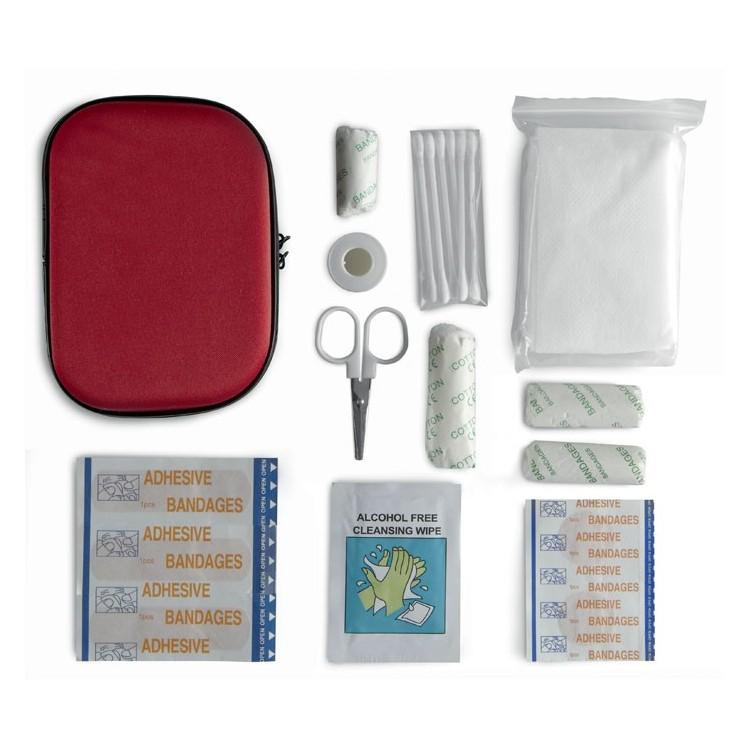 Kit de secours personnalisé - Pharmacie divers personnalisable
