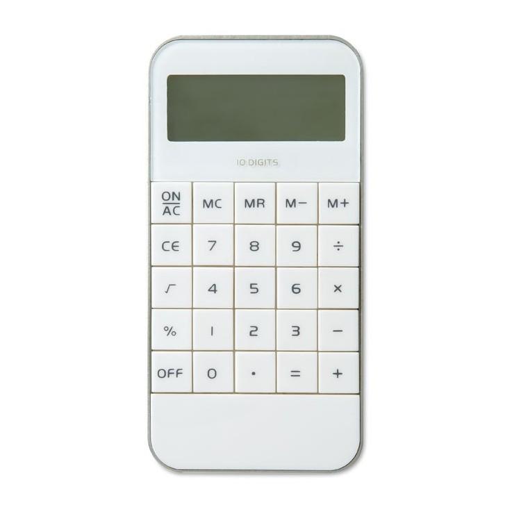Calculatrice 10 chiffres personnalisée - Bureau personnalisable