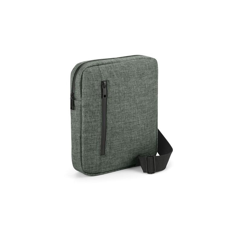 Petit sac à bandoulière pour tablette 9'7'' - Besace avec logo