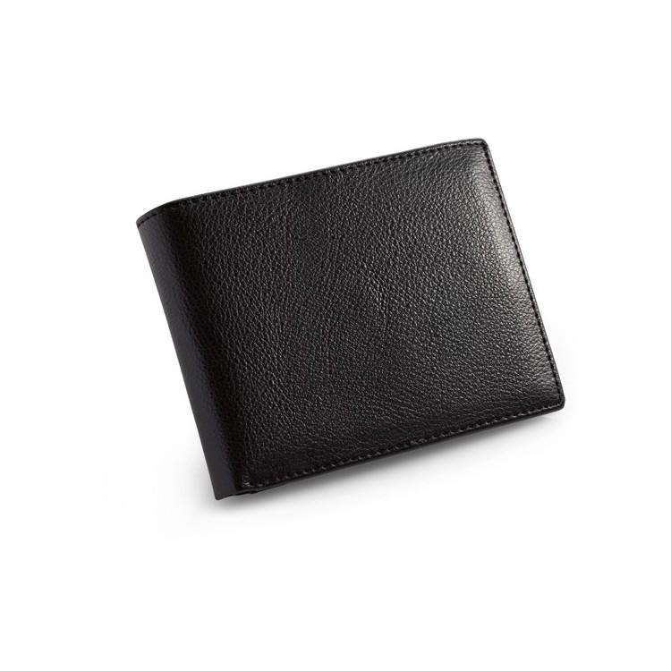 Portefeuille en cuir - Porte-monnaie publicitaire