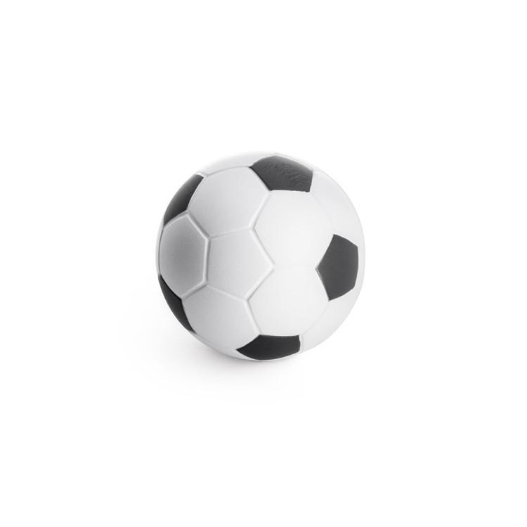 Balle anti stress foot publicitaire - Enfants personnalisé