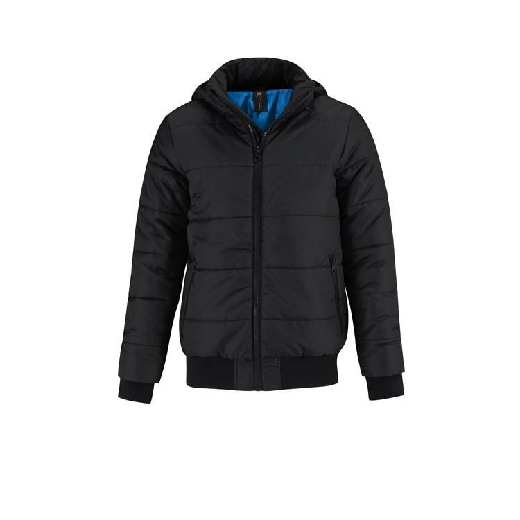 Veste Homme à capuche 325 g/m2 - Vêtement & textile personnalisé