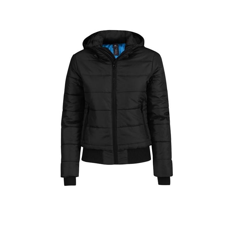 Veste Femme à capuche 325 g/m2 - Vêtement & textile personnalisable