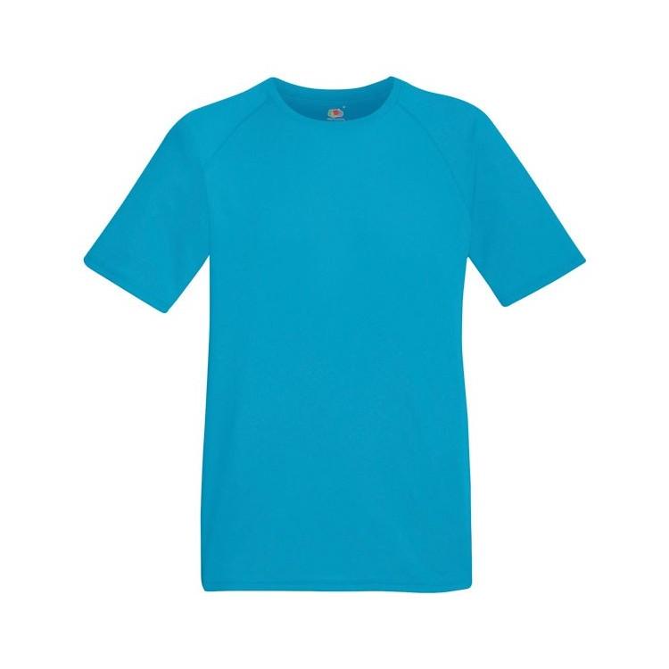 T-Shirt Homme de sport 140 g/m2 publicitaire - Lycéens / Etudiants personnalisé