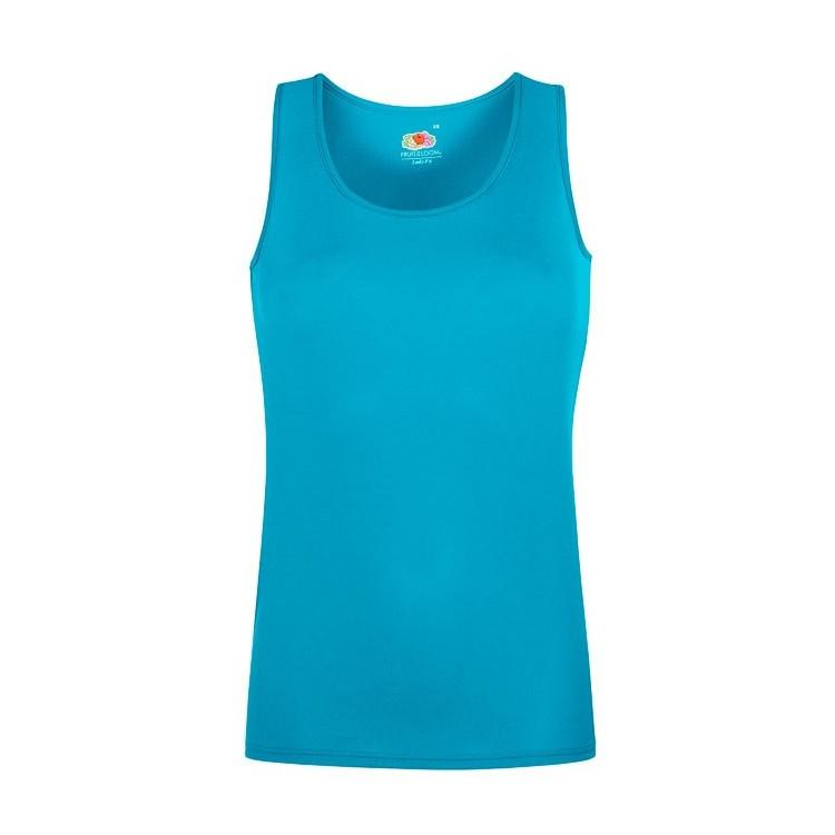 T-Shirt de sport Femme 140 g/m2 personnalisé - Été personnalisable