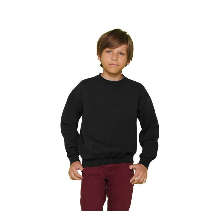 Sweat-shirt Enfant 255/270 g/m2 - Sweat-shirt avec logo