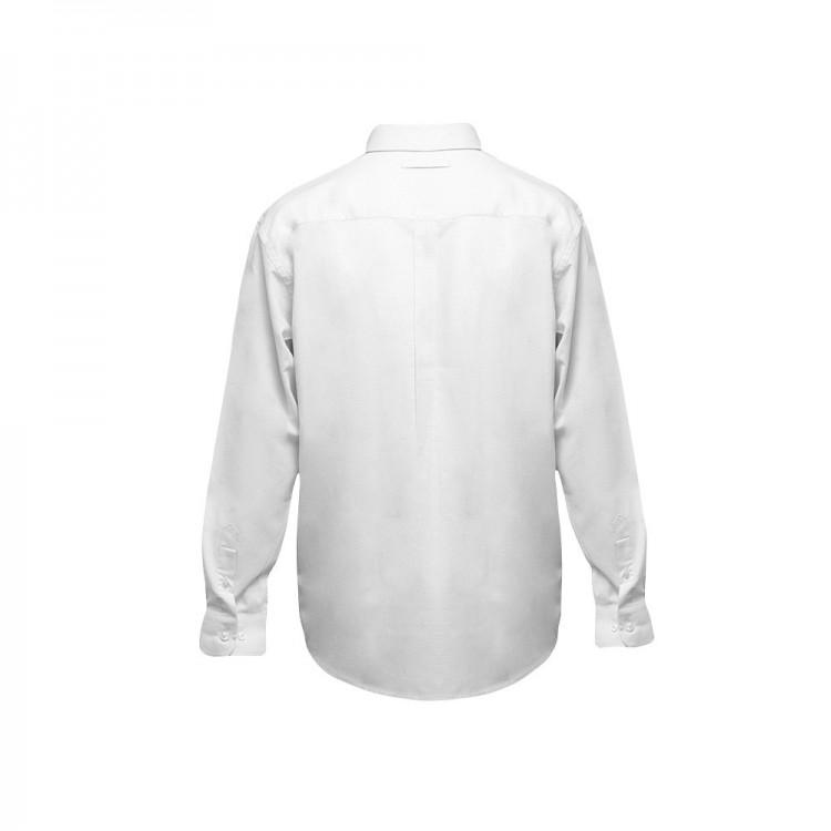 Chemise à manches longues pour homme publicitaire - Chemise personnalisée