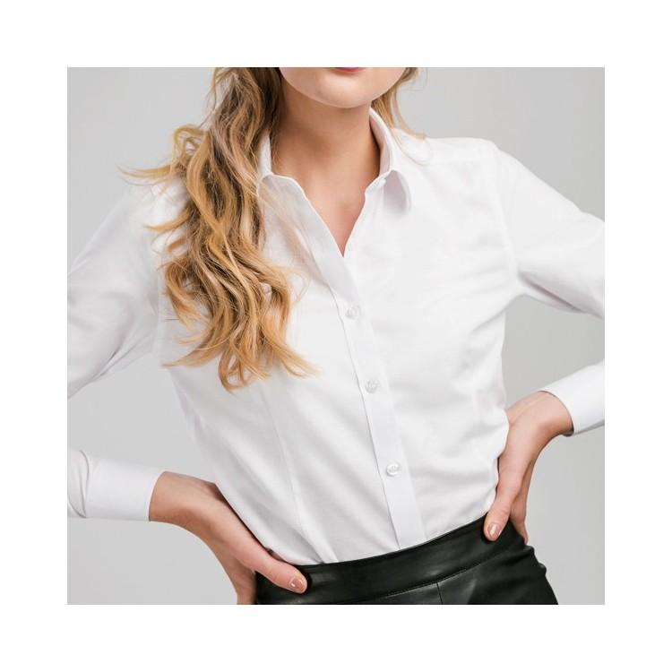 Chemise à manches longues pour femme - Chemise personnalisable