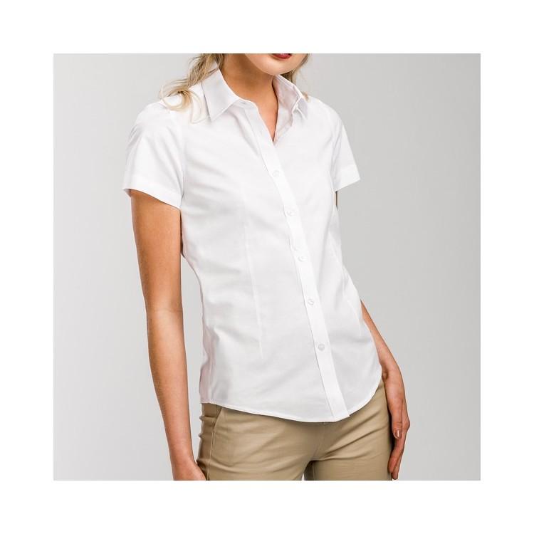 Chemise à manches courtes pour femme - Chemise personnalisable