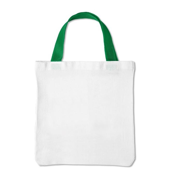 Sac coton à colorier publicitaire - Tote bag personnalisé