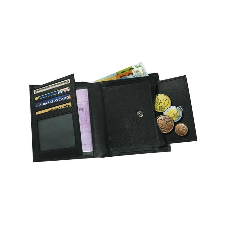 Porte-monnaie en cuir - Produits publicitaire