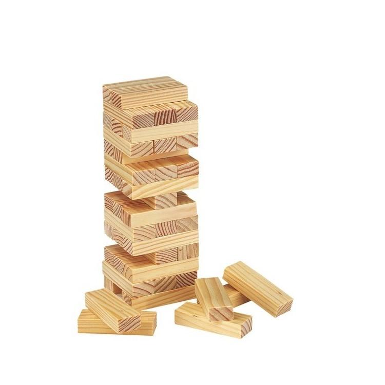 Jeu de patience en bois personnalisé - Jeu de société personnalisable