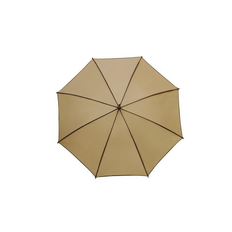 Parapluie automatique poignée bois - Produits personnalisé