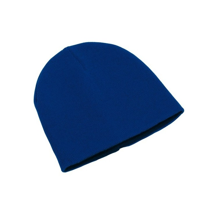 Bonnet acrylique publicitaire - Hiver personnalisé