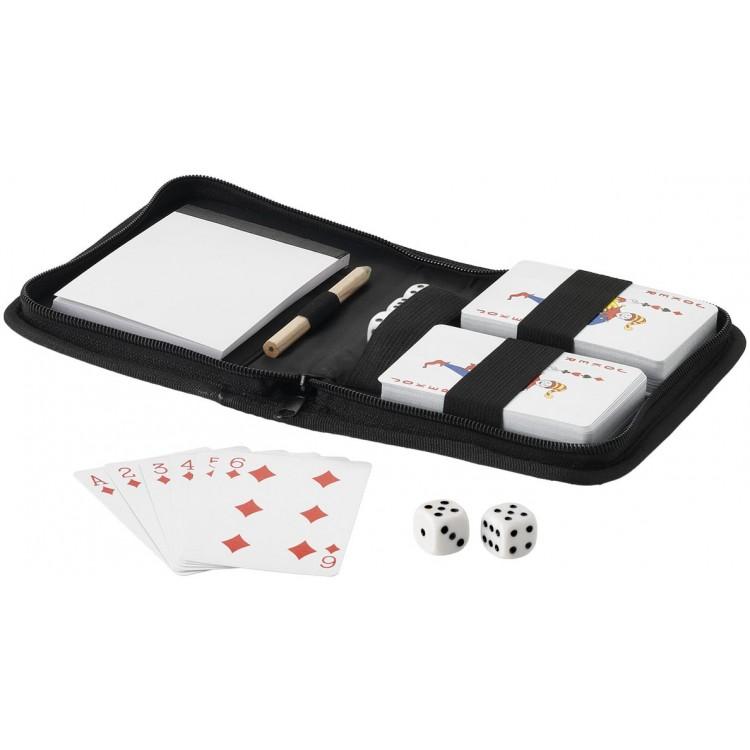 Jeux de cartes - Jeu de société publicitaire