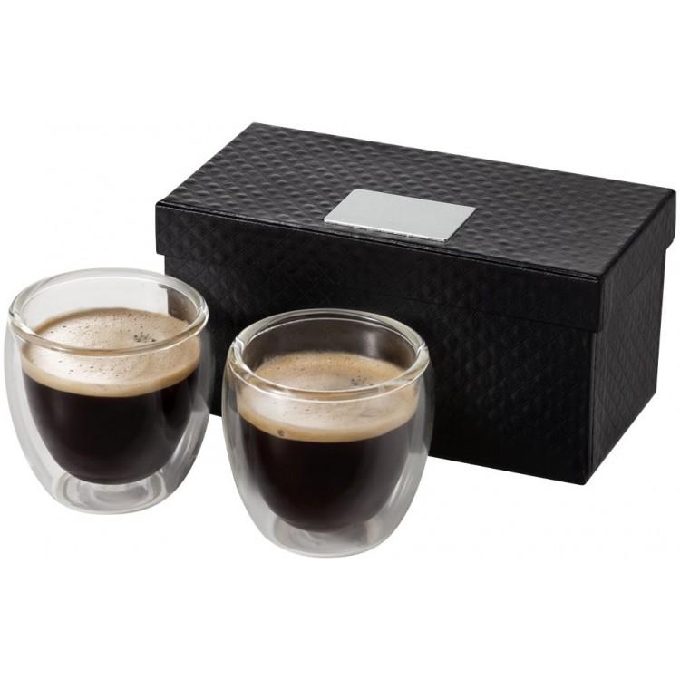Set espresso premium personnalisé - Arts de la table personnalisable