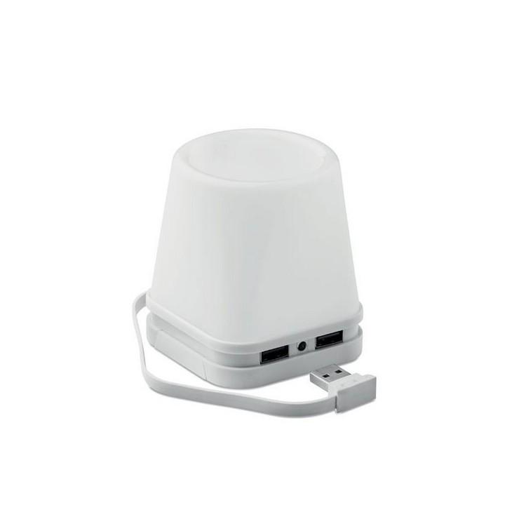 Hub USB et pot à crayons - Produits personnalisable