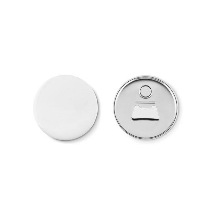 Magnets en métal et décapsuleur - Magnet personnalisable