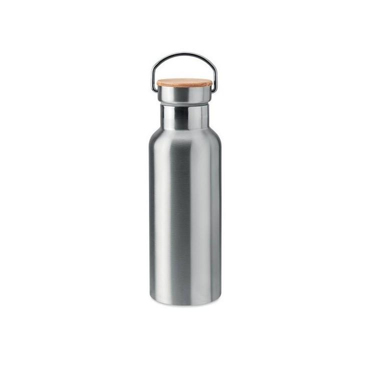 Flacon double paroi 500 ml - Produits avec logo