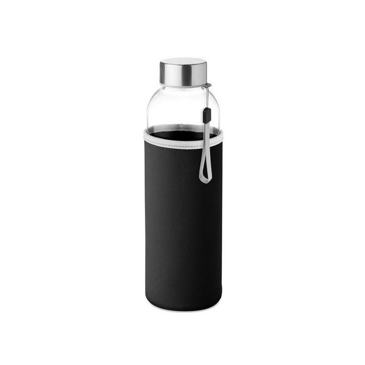 Bouteille en verre 500 ml - Objet personnalisable en quadrichromie publicitaire