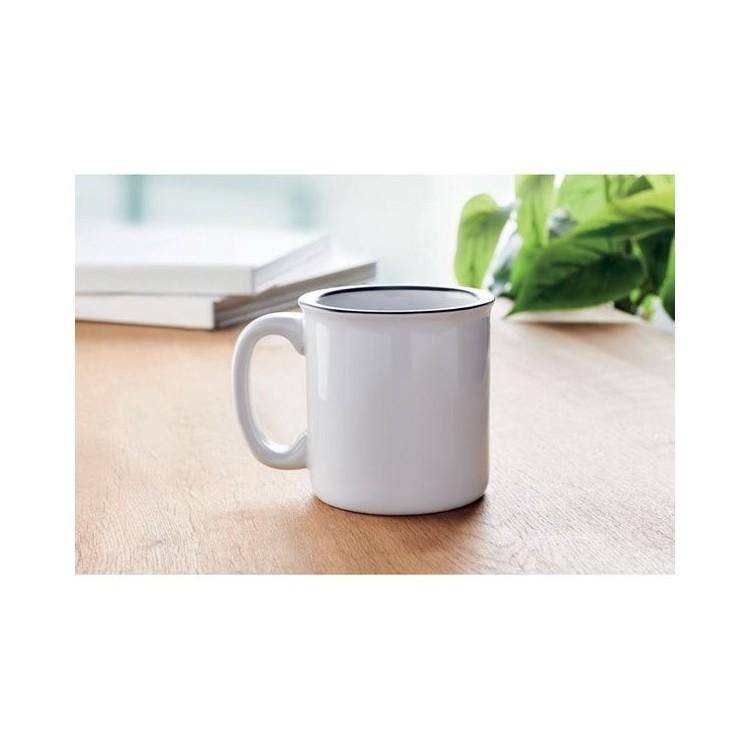 Mug céramique 24cl sublimation - Produits publicitaire