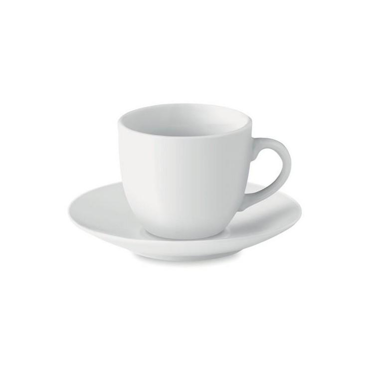 Tasse Espresso 8cl publicitaire - Arts de la table personnalisé