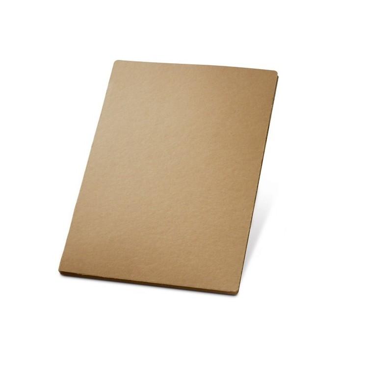 Conférencier A4 en carton - Porte-documents publicitaire
