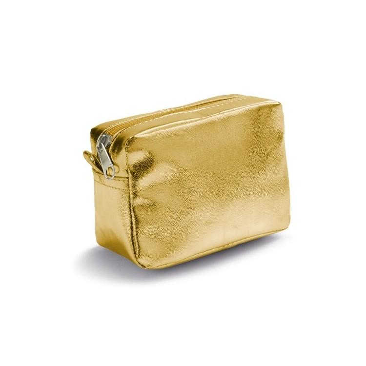 Trousse brillante - Vanity-case avec logo