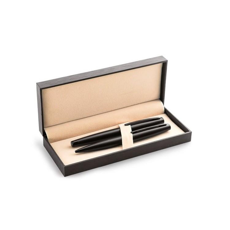 Parure stylo roller et stylo à bille - Produits personnalisable