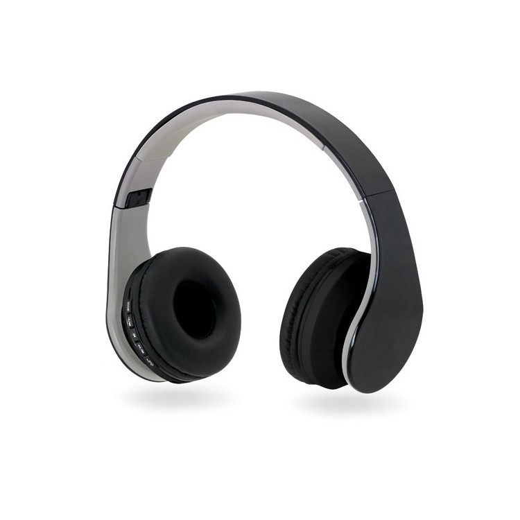 Casque pliable - Casque audio avec logo